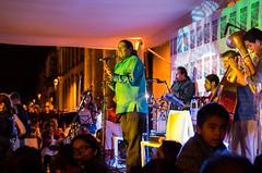 Music on the Alacala ...