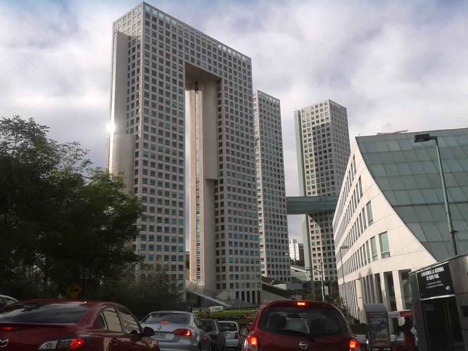 La multifacetica Ciudad de México...(fotos)