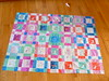 Wee Wander Quilt Top (mostly) finished!