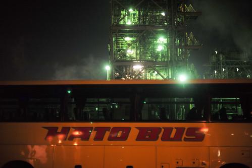 川崎工場夜景-26