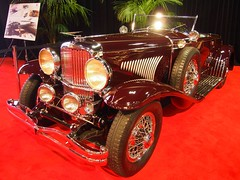 1935 Duesenberg Model SJ Murphy Convertible Coupe 2