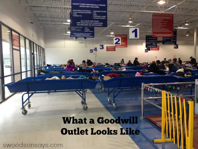 Des Moines Goodwill Outlet