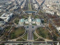 Bird's-eye View of the Capitol