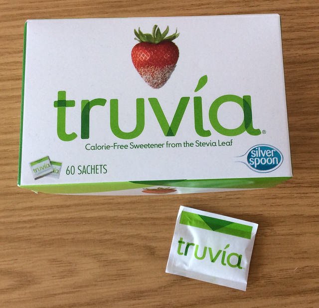 Truvia, made from Stevia