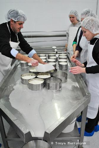 15 - мастер-класс по приготовлению сыра - традиции Португалии