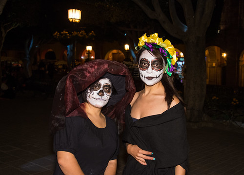 Two Ladies Muertos by Geoff Livingston