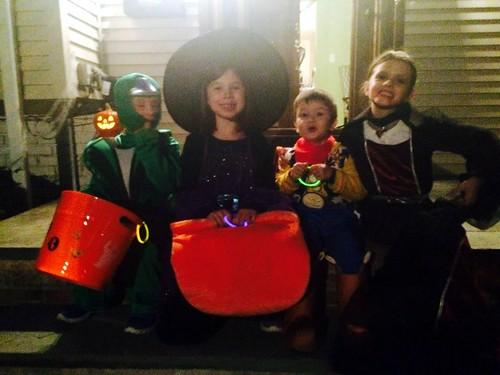 Halloween Kids 2014