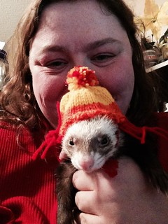 a ferret called Jayne?  Shiny!