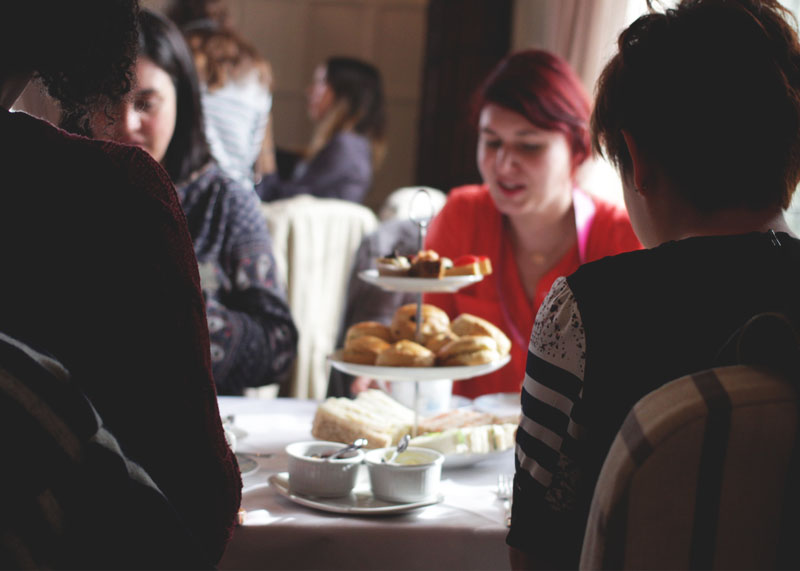 Afternoon Tea with Laura Ashley, Bumpkin Betty