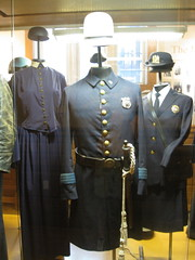 Uniform at NYC Police Museum