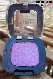 L'OREAL Color Riche L'Ombre Pure www.wirtestendenalltag.blogspot.de