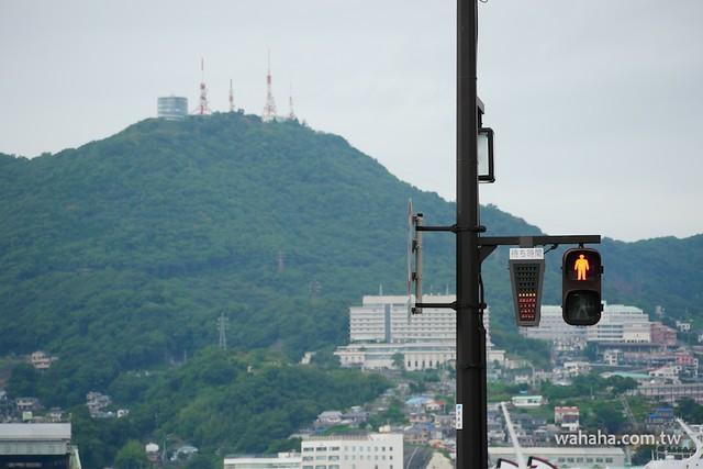 長崎、稻佐山