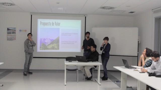 Presentacion XAUNKA