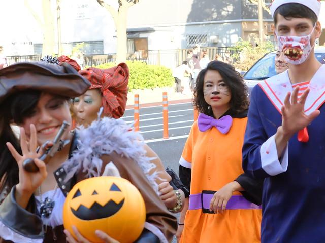 Kawasaki Halloween parade 2014 109