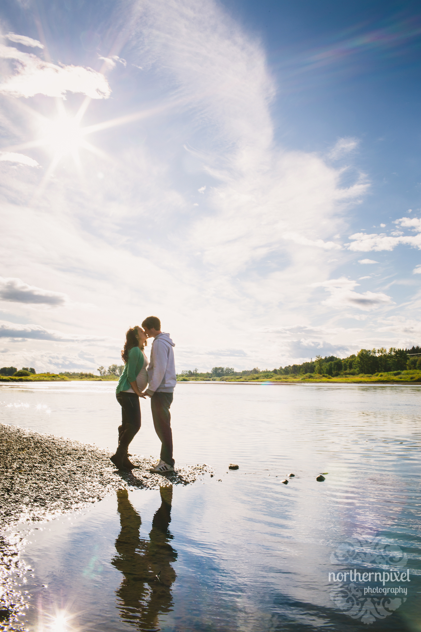 Ashley & Chris - Riverside Park Vanderhoof BC