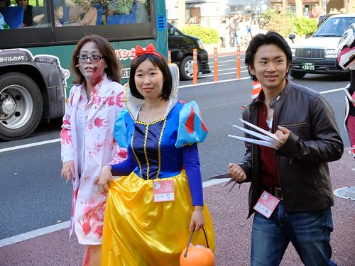 Kawasaki Halloween parade 2014 114