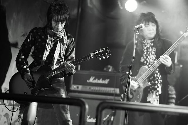 THE BEGGARS live at Outbreak, Tokyo, 21 Nov 2014. 315