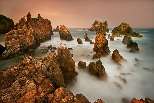 ocean longexposure travel seascape beach canon indonesia landscape photography scenery war asia waterfront textures filter shore lee 7d nd dslr filters 1022mm hitech hdr lampung waterscape eastasia colourfull canonefs1022mmf3545usm gnd canon7d easasia manbutur kelumbayan pegadung manbuturphotography pantaigigihiu
