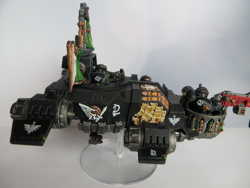 Dark Angels - Dark Shroud IV