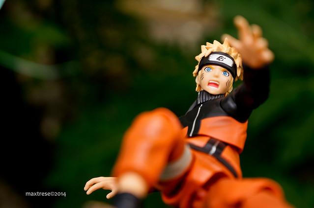 S. H. Figuarts Naruto Uzumaki