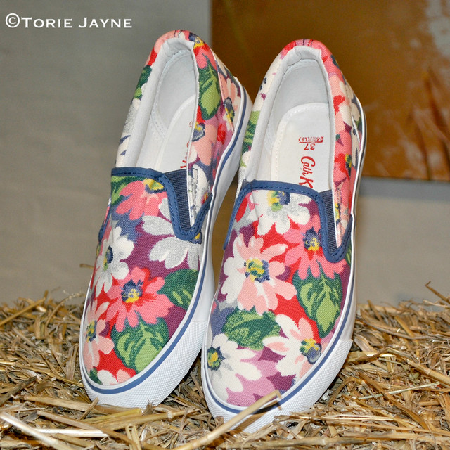 Cath Kidston shoes