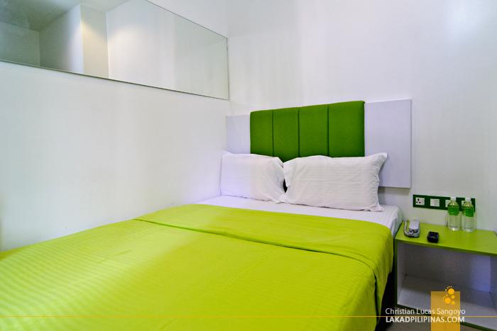 Apple Hotel De Luxe Room in Bukit Bintang, Kuala Lumpur