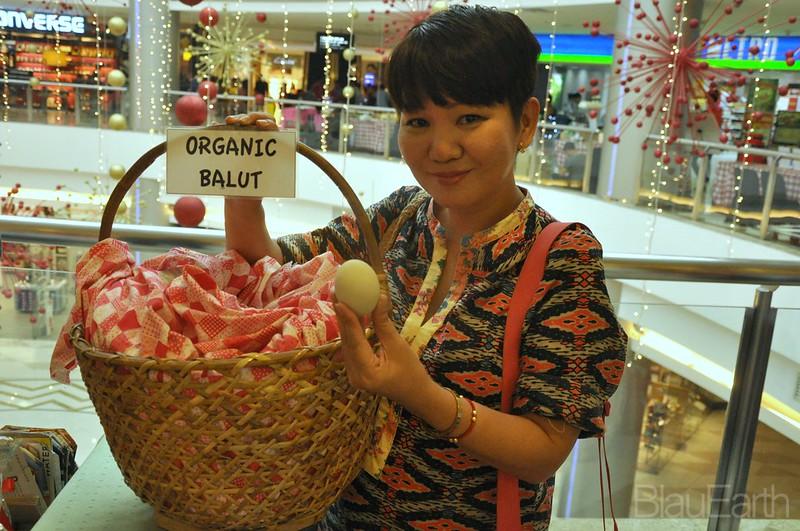 Organic Balut