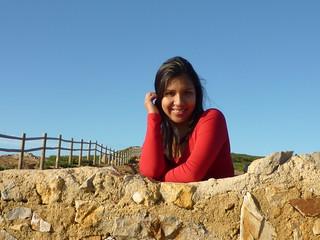 Fofinha no Cabo da Roca