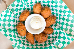 fried food, cookies and crackers, food, dish, dessert, snack food,