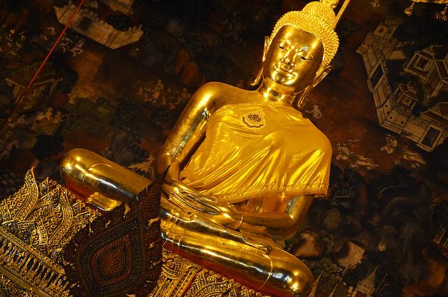Wat Pho, en Bangkok
