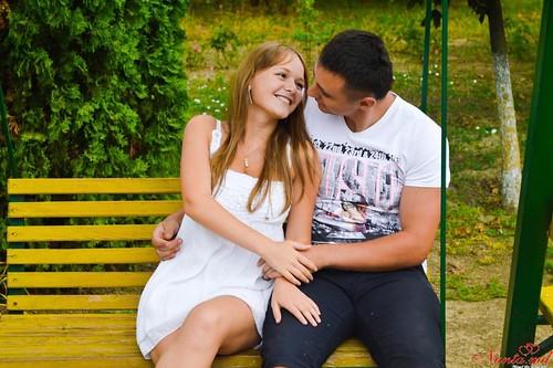 """Concurs""""Ziua Îndrăgostiţilor 2015"""" > Daniela și Alexandru"""