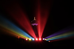 The lights of Niagara...