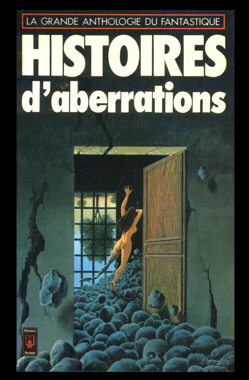 Christian Broutin - Cover Art, Histoires de Aberrations, 1977