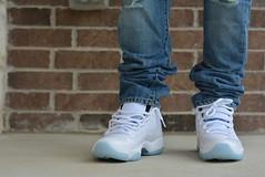 """Air Jordan Retro 11 """"Legend Blue"""" """"Columbia"""""""