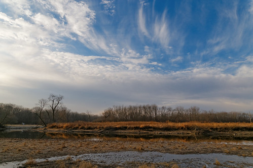 morning clouds marsh desplainesriver canonef24105mmf4lisusm rivertrailnaturecenter northbrookil canoneos6d dxoopticspro8 winter201415