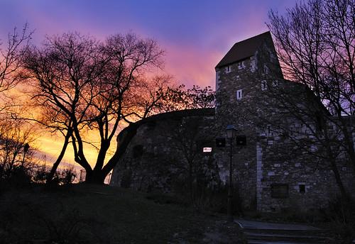Zsigmond torony és a Nagy Rondella