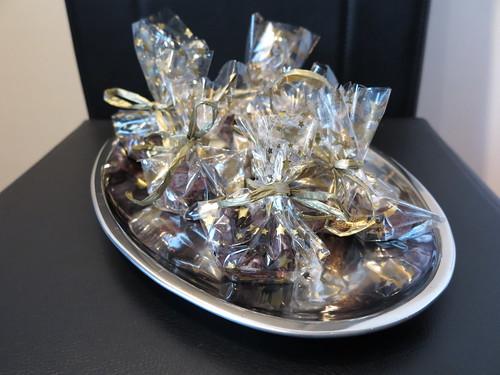 Pfefferminztaler - weihnachtlich verpackt