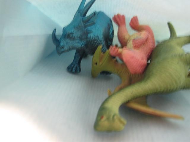 Dinosaurios grrrr