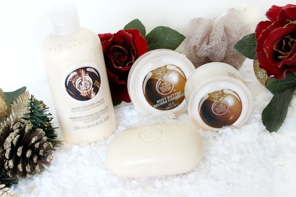 The Body Shop Shea Festive Picks Gift Set