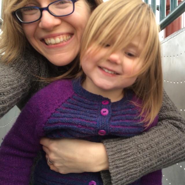 Me and my playground buddy.