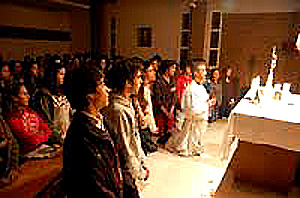 adoración eucarística