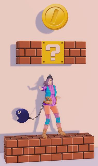 Ice Cream Gamer Girl