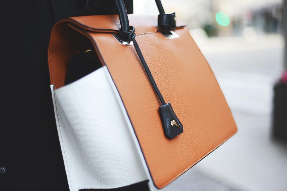 Tricolor bag14