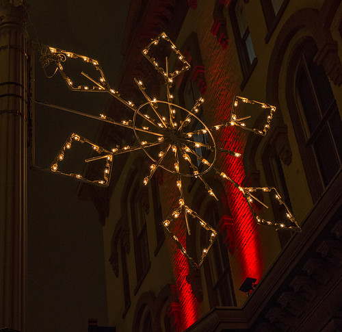Christmas Star by Geoff Livingston