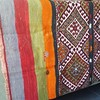 So happy. Parcel posted from #Warsaw three months ago arrived! Love our old kilim from #Turkey hand dyed. #heyho2014