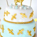 Gluten free Christmas cake 1