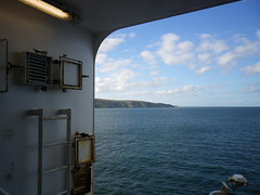 Ferry to Dublin (XXI)