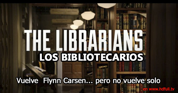 The Librarians - Los Bibliotecarios