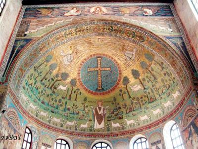 Basílica de S. Apolinar - s. VI