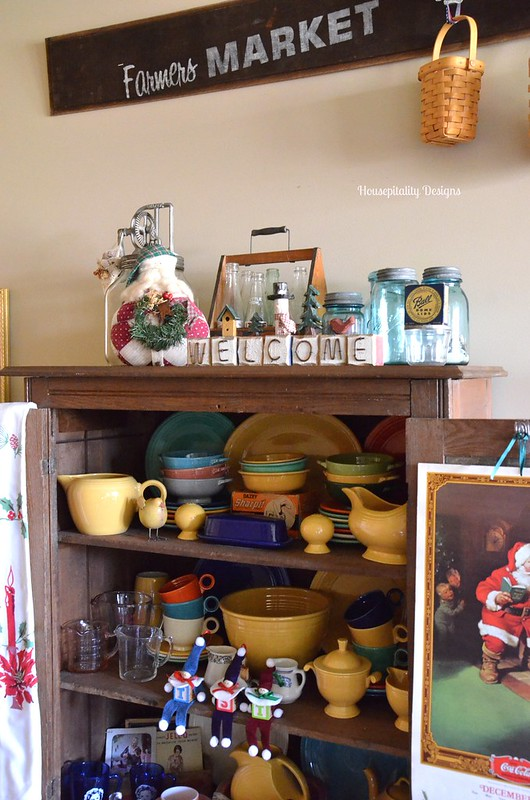 Antique Pie Safe-Housepitality Designs
